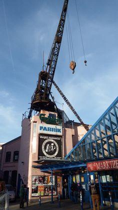 Die Fabrik in Hamburg