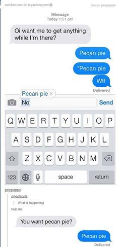 Pecan Pie?