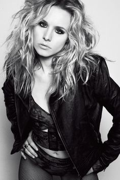 @Misty Souder- do you have a faux leather jacket?  Because this is HOT!