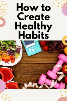 How to create healthy habits #health #wellness #fitness #personalgrowth #inshape #workout #mealplan #routine #mealprep Coffee Blog, Wellness Fitness, Lifestyle Changes, Healthy Habits, Meal Planning, Meal Prep, Healthy Lifestyle, Routine, Workout