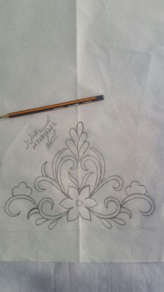 Hand Embroidery and Its Types - Embroidery Patterns Hand Embroidery Design Patterns, Hand Embroidery Stitches, Hand Work Embroidery, Machine Embroidery, Stitch Patterns, Indian Embroidery Designs, Embroidery Ideas, Tambour Embroidery, Ribbon Embroidery