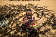 A aldeia africana de Umoja no Quênia começou como um refúgio para as mulheres…
