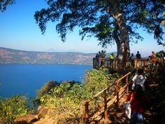 Los Pinos, Lago de Coatepeque, Santa Ana, #ElSalvador.