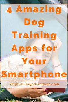 Pet Training - 4 Amazing Dog Training Apps for Your Smartphone Training Apps, Basic Dog Training, Training Your Puppy, Training Online, Potty Training, Training Schedule, Crate Training, Service Dog Training, Training Quotes