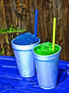 How to Make a Frozen Slush Drink in 7 Steps