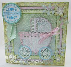 Heartfelt Creations | New Baby Congratulations