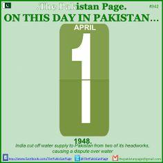 #PakistanPage #April