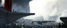 Mind-Blowing 'Star Wars: The Force Awakens'Concept Art, From Kira to the Jedi Killer