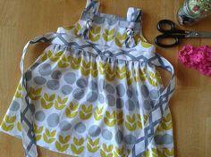 Easy Knot dress pattern!