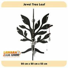 Jewel Tree Leaf | Jam meja unik