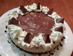Mennonite Girls Can Cook: Flashback Friday / Toblerone Cheesecake