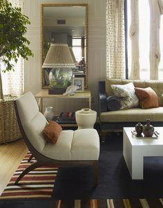 Riverhouse - TF Home for Vanguard Furniture - Living Room