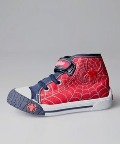 Save Now on this Red Spider K646 Light-Up Hi-Top Sneaker by Global Max on #zulily today! Now only $8.99
