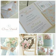 Wildflower Wedding Invitations Country Herbs Mason Jar Floral Digital Printable Template