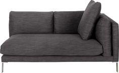Newman høyrearmet 2 seter. Fåes i flere farger og kvaliteter. Dimensjoner: L156 x H68 x D97 x setehøyde 42cm. Kr. 20.760,- Sofa, Couch, Habitats, Love Seat, Furniture, Home Decor, Settee, Settee, Decoration Home