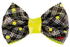 Plaid And Glad Bow   #ScotchStyle http://scotchducttape.com/projects/plaid-and-glad-bow