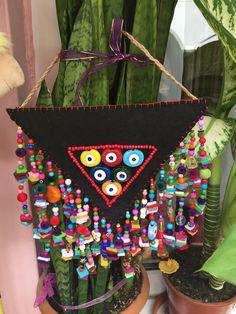 DÜKKAN ESEN'CE Turkish Eye, Knitting Stiches, Gingerbread, Mandala, Patches, Beads, Elsa, Handmade, Gifts