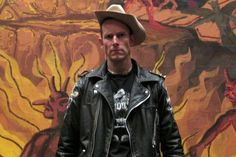 Hank Williams III.....His music has gotten a little heavier in the last few years but he still sounds more country than any of the crap you'll hear on the radio.