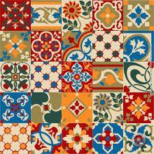 Resultado de imagen para vinilos azulejos