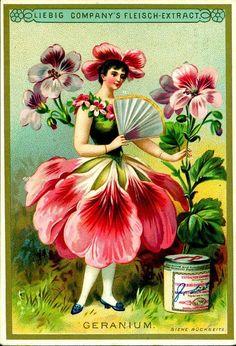 Vintage Labels, Vintage Ephemera, Vintage Cards, Vintage Postcards, Vintage Images, Vintage Retro, Decoupage Vintage, Fabric Panel Quilts, Flower Fairies