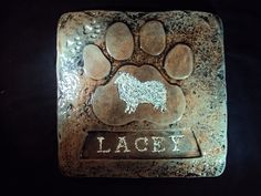 Dog, Cat, Dog Memorial, Cat Memorial, Memorial Statuary, Custom engraved Pet Grave Marker, The loss of a friend is never a welcome moment but