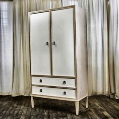 The New Traditionalists: Armoire no. Thirty Five 44.5x22x83