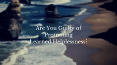 "In the field of special needs and occupational therapy we hear the term, ""learned helplessness"" a lot. Learned helplessness happens when parents or caregivers assume that their child ca… Sun Tzu, Learned Helplessness, Getting Pregnant Tips, Unexplained Infertility, Thirty Birthday, Finding God, I Scream, Nerve Pain, Good Notes"