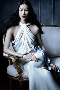 Платье белое, вечернее платье