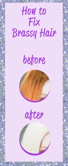 How to fix orange hair hair coloring cosmetology and blondes how to fix brassy hair at home if you have bleached your hair and your hair tuned brassy orange or yellow this article shows you how to fix brassy hair pmusecretfo Gallery