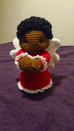 Angeli Amigurumi Tutorial : Uncinetto Angeli on Pinterest Crochet Angels, Picasa and ...