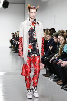 Katie Eary Menswear Fall Winter 2014 London - NOWFASHION