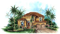 House Plan chp-26594 at COOLhouseplans.com