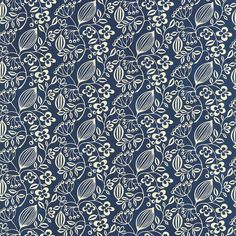 Melinki One Fabrics COLOUR:Indigo and Neutral