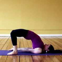 5 Yoga Poses to Relieve Colds & Congestion --I love yoga! It helps me relax and I have so much more energy. Taking time to refocus really helps me be more productive.