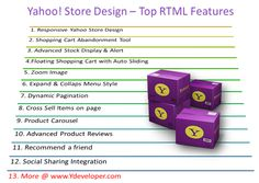 Let's view the Top #RTML features to enhance your #Yahoo!Store now.