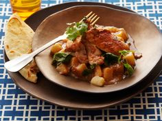 Slow Cooker Chicken Curry Recipe : Food Network Kitchen : Food Network - FoodNetwork.com
