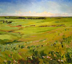 Landscape by Zak Barnes