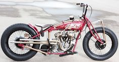 After extensively touring Europe and The US with his famous 1942 custom Harley Flathead named D'MX, Swiss custom builder Danny from Hardnine Choppers took a ...