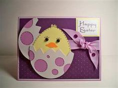 Sweet Chick Easter Card...By:Christina M. Brooks.