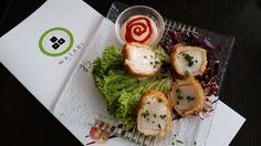 #Vieira riquísima en Wasabi Marbella  #Sushi #Sugerencias del chef, no está en carta