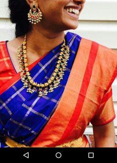 J Simple Necklace Designs, Simple Jewelry, India Jewelry, Temple Jewellery, Kundan Set, Diamond Earing, Jewelry Model, Gold Set, Wedding Jewelry