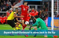 Bayern thrash Dortmund in title clash - Bundesliga Football Score, Football Players, Football Results, Soccer Predictions, Latest Sports News, Champion, Dortmund, Bavaria, Soccer Players
