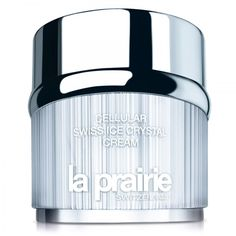 This glistening moisture-rich La Prairie Cellular Swiss Ice Crystal Cream melts instantly into your skin, immediately helping to restore its youthful appearance. The Swiss Ice Crystal Complex works to fortify your skin's resilience.