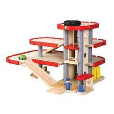 Edificio de estacionamiento Plan Toys®