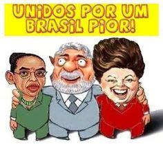 Post  #FALASÉRIO!  : TRIO  MALÉFICO !
