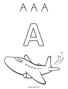 Coloring: Letter Coloring Pages and Free Color The Animal Alphabet Coloring Pages Alphab / A A A Coloring Page on ebcs.info