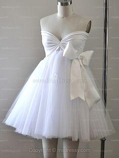 Cute. To the floor=my wedding dress!!