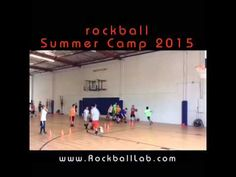 Rockball SUMMER CAMP 2015  For more information please visit this site, https://www.youtube.com/watch?v=XI9rTZFQfKI