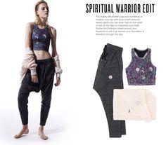SS15 spiritual warrior edit!