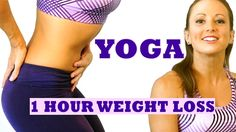 1 Hour Weight Loss Yoga Workout For Beginners. Full Body Yoga Class At Home.  I really like this video. I just tried it and it is a great workout for beginners or anyone. She teaches each pose thoroughly, it's slow enough for beginners but by holding the poses longer, you work hard. Great job!